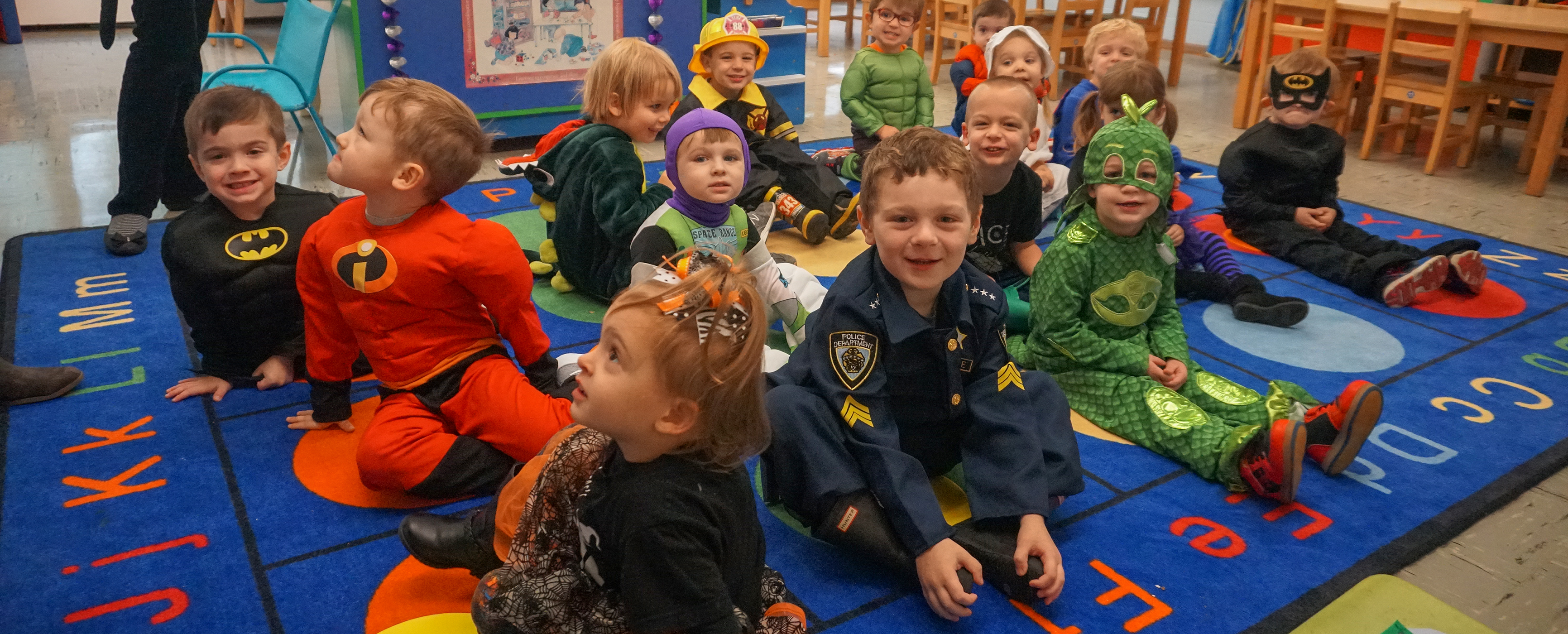 Summerville Nursery School Where Learning Is Child S Play